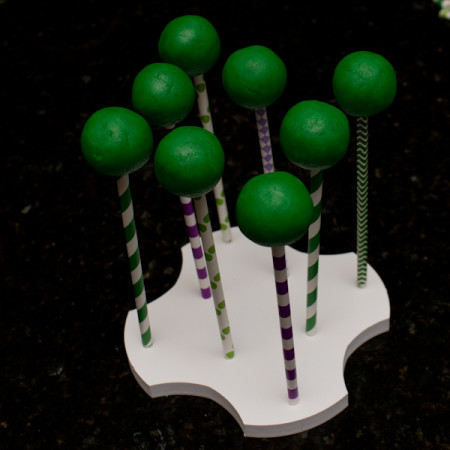 8-PopScallop Cake Pop Stand