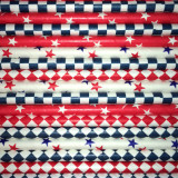 Patriotic Mix Paper Straws - Cake Pop Stand Co