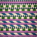Jewel Tone Paper Straws Mix