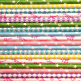 Princess Collection Paper Straws Mix