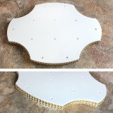 12-Pop Scallop Bling Cake Pop Stand