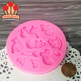 Baby Silicone Mold