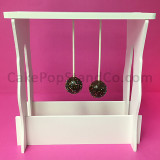 Upside Down Stand for 12 Cake Pops